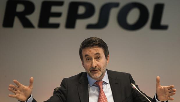 Josu Jon Imaz, consejero delegado de Repsol