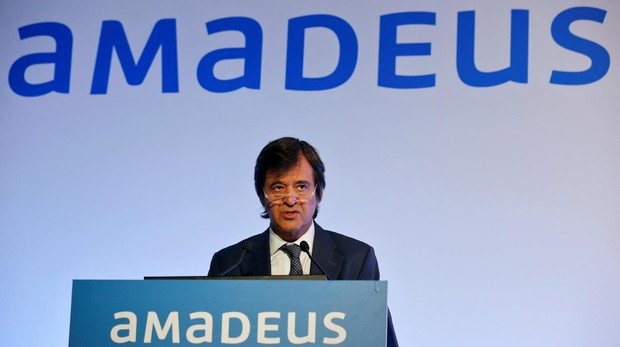 Luis Maroto, CEO of Amadeus IT Holding