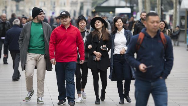 La llegada de turistas a España será menor este año después de cinco años consecutivos de récords