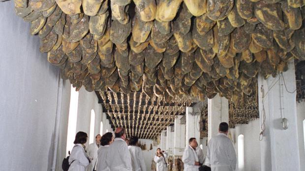 El sector del jamón festeja la ampliación del acuerdo comercial con China