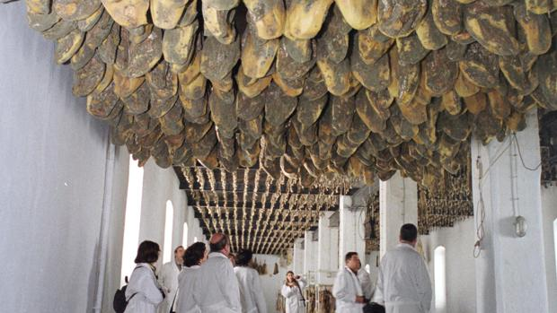 Imagen de archivo de una empresa de Huelva