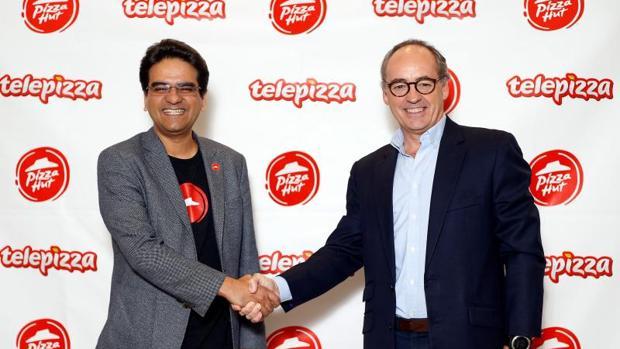 Bruselas da luz verde a la alianza entre Telepizza y Pizza Hut