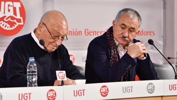 La huelga general del 14-D de 1988 fue «mayúscula e irrepetible», según Nicolás Redondo