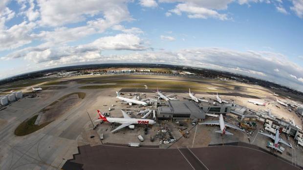 Ferrovial, posee parte del aeropuerto de Heathrow en Londres