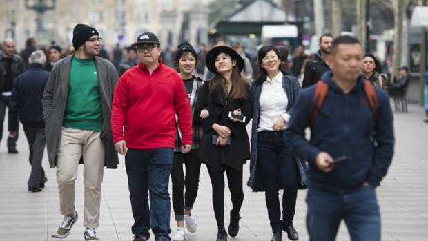 Cataluña es el primer destino de los turistas extranjeros llegados a España hasta noviembre,
