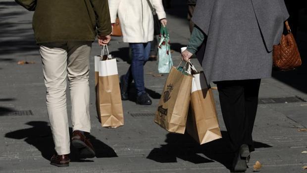 Las ventas en las pequeñas cadenas se incrementaron el 1% y en las grandes cadenas, el 2,4%