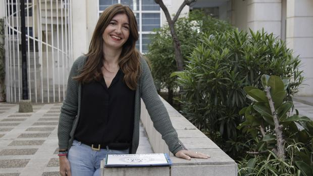 Mónica Muñoz, gerente de la Asociación Empresarial Andaluza de Protección Vegetal