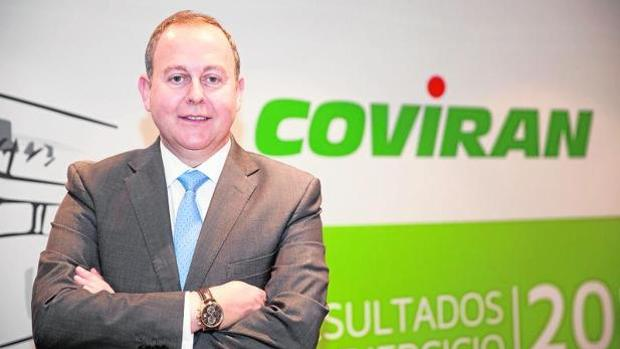 Luis Osuna, presidente de Covirán