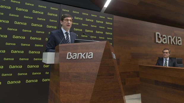 Ninguno de los responsables de Bankia ha recibido aportaciones a planes de pensiones