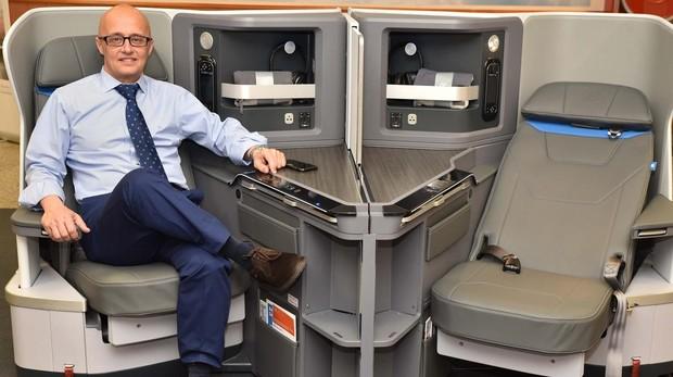 La clase business de Air Europa creció un 17% en 2018