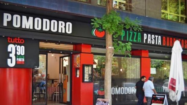 Pomodoro es uno de los restaurantes que ha llegado a un acuerdo con Uber Eats para entrega de comida a domicilio
