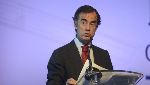 Juan Villar-Mir de Fuentes, presidente de OHL