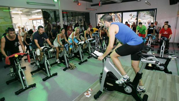 El spinning es una de las especilidades que buscan muchos usuarios de gimnasios