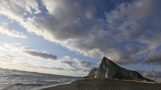 Imagen del Peñón de Gibraltar