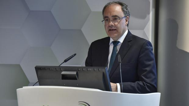 Tobías Martínez, consejero delegado de Cellnex