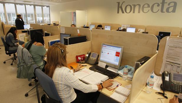 Konecta tiene origen andaluz y su presidente es sevillano. En la imagen, su centro de la Cartuja