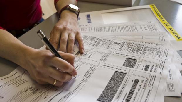 Hacienda ha decidido suprimir en esta campaña de la Renta la denominada 'predeclaración' en papel