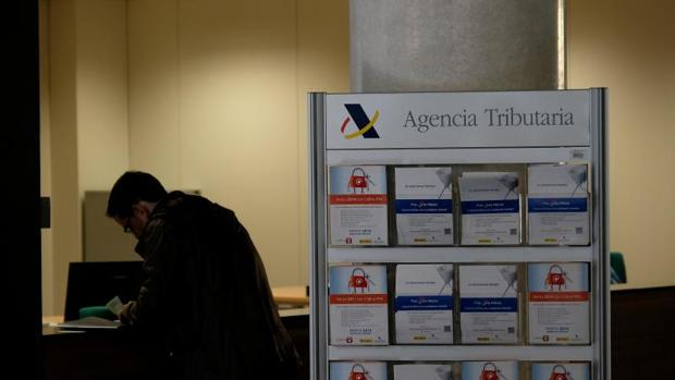 Delegación de la Agencia Tributaria