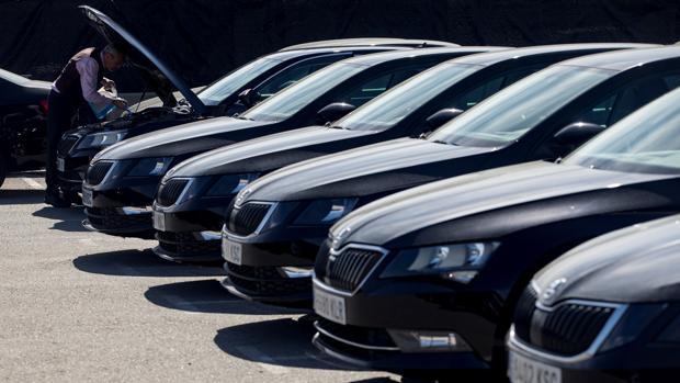 Cabify permite desde hoy reservar taxis a través de su aplicación