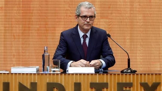 Pablo Isla, presidente ejecutivo de Inditex