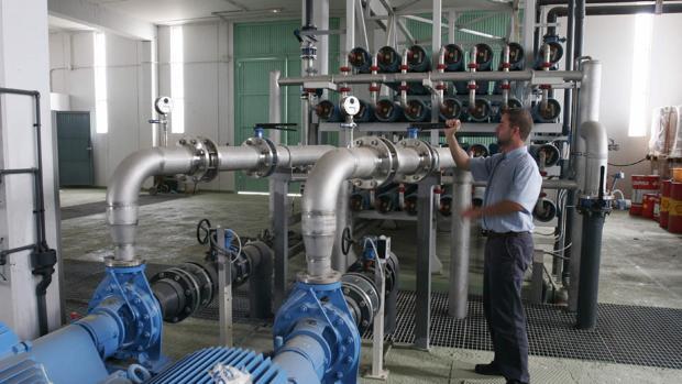 Instalaciones de Agua y Gestión de Servicios Ambientales, matriz de Agua y Gestión del Ciclo Integral