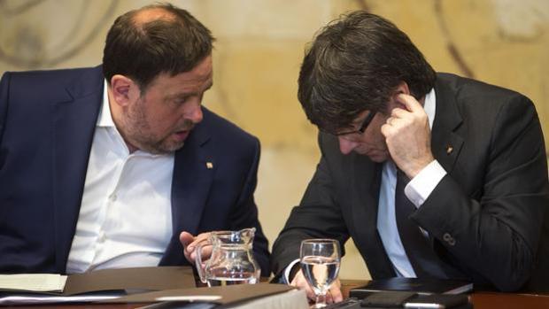 El impuesto al lujo de Junqueras acorrala a las empresas en Cataluña