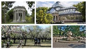 Los parques más bonitos