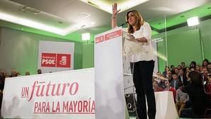 Susana Díaz: «Yo no soy recambio de nadie, soy la presidenta de Andalucía»