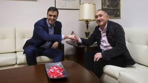 UGT rompe con su historia y no pide el voto para el PSOE