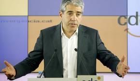 Homs admite que el independentismo no está para «tirar cohetes»