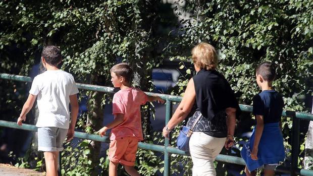 En diez años, Galicia podría bajar de la frontera de los 2,6 millones de habitantes