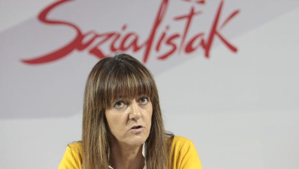 Idoia Méndez, candidata a lendakari por el PSOE