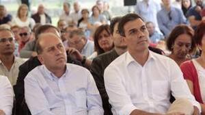 Sánchez acusa a Rivera y a Iglesias de «impedir un gobierno regeneracionista en España»