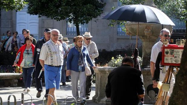 El turismo, que no deja de encadenar récords, es uno de los motores de la economía de la Comunidad