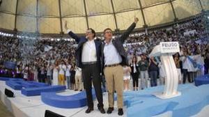 Mariano Rajoy, ese «telonero de lujo»