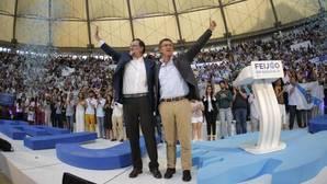 Los partidos afrontan el quinto día de campaña con el apoyo de los dos principales líderes políticos