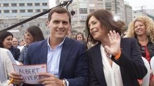 Rivera, al rescate de su candidata