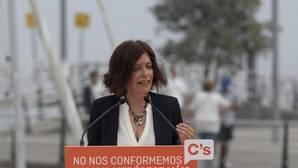 Cristina Losada, paracaidismo en la Xunta