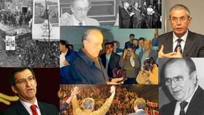 Del referéndum del Estatuto de Autonomía a la décima legislatura: la historia de las elecciones gallegas