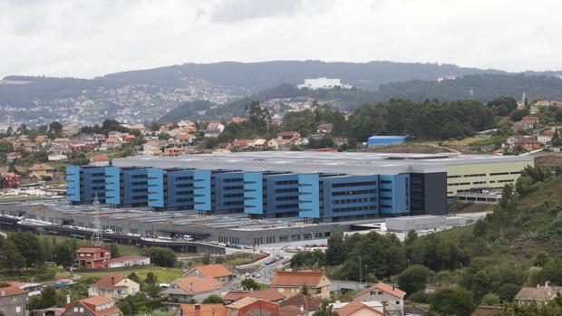 El nuevo hospital Álvaro Cunqueiro de Vigo