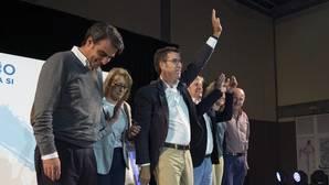 Feijóo propone que la izquierda pacte un rival para un «cara a cara»