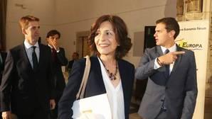 Losada se suma a la reclamación de que finalicen las obras del AVE a Galicia