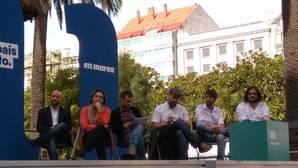 Colau pone deberes a En Marea: «Tenéis que mandar un mensaje de cambio al resto del Estado»