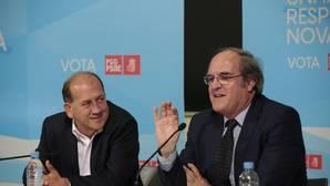 Leiceaga busca el voto de En Marea, pero evita criticar a la izquierda radical