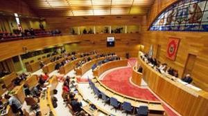 Un Parlamento con el techo de cristal