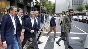 Rajoy acusa a Sánchez de «obstruccionista» y «antipatriota»