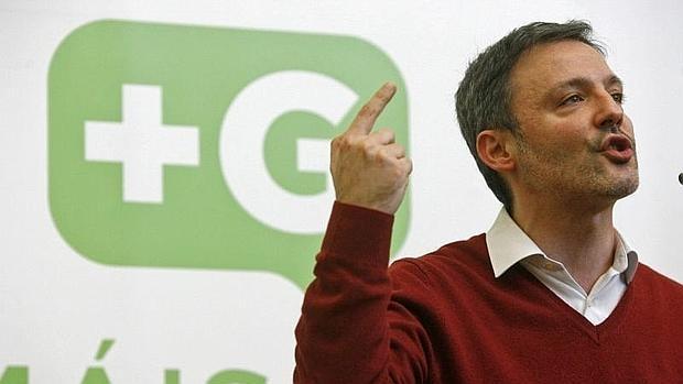 El candidato a la Xunta de Compromiso por Galicia, Xoán Bascuas