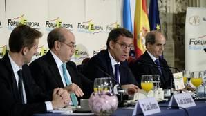 Feijóo cree que las elecciones serían «más difíciles» contra Beiras y Méndez Romeu