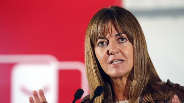 Idoía Mendia, candidata a lendakari del PSE-EE