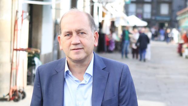 Xoaquín Fernández Leiceaga, el candidato del PSOE a la Xunta